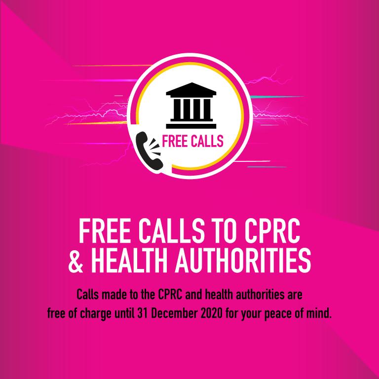 CPRC & Health Authorities