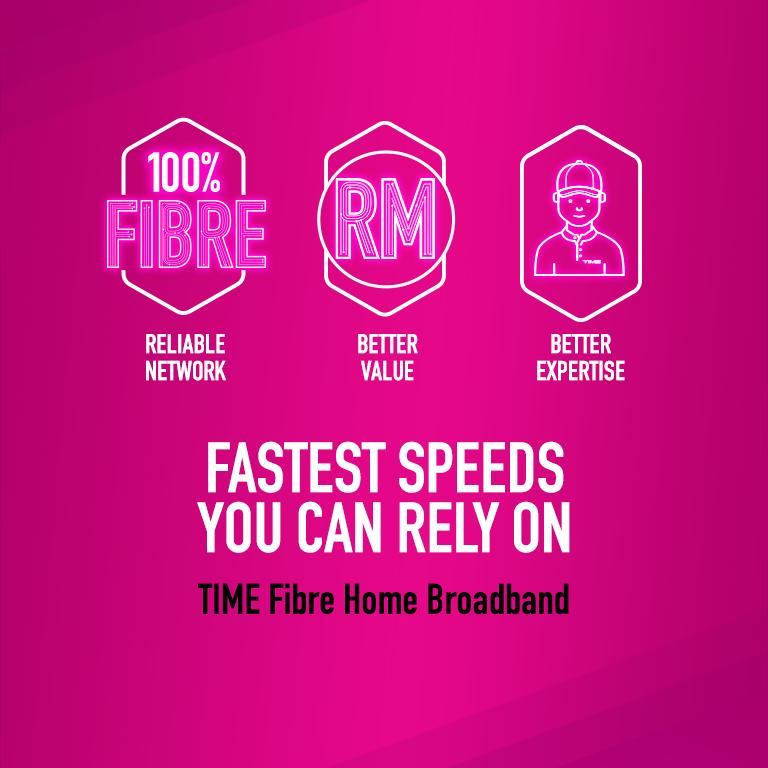 Time Home Broadband